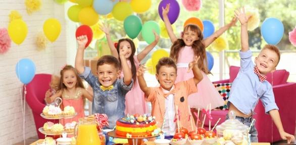 Организация детского дня рождения отресторана Don Vito