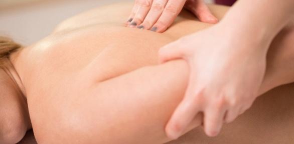 Сеансы массажа в«Кабинете мануальной терапии»