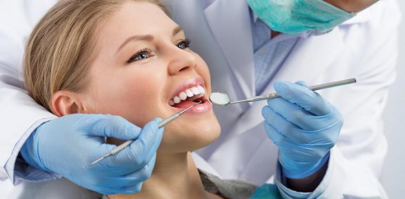 уз отбеливание зубов