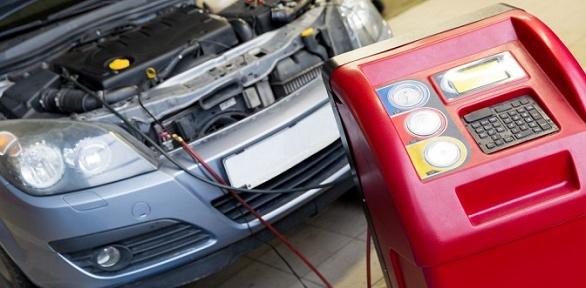 Подготовка изаправка кондиционера автомобиля вцентре «Гарант авто»