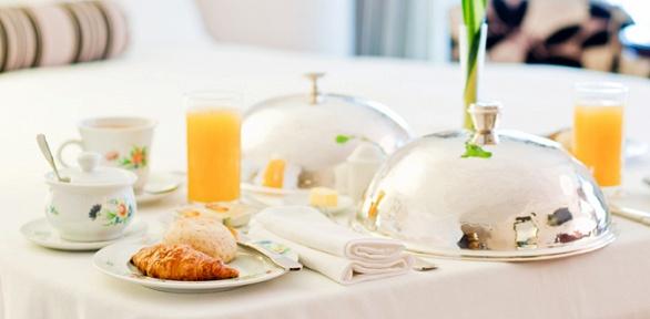 Отдых сзавтраком вномере навыбор для двоих вГК«Гранд»