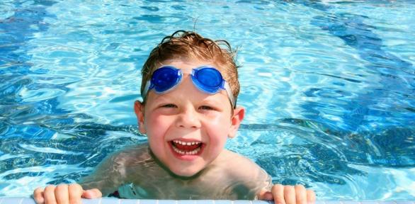 Занятия поплаванию для детей вцентре «Аквашкола наШифрина»