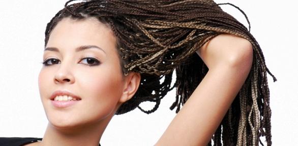 Плетение кос, брейдов или дредов отстудии релакса Dr. Zueva