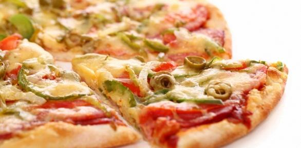 Пицца отресторана доставки Katana Sushi