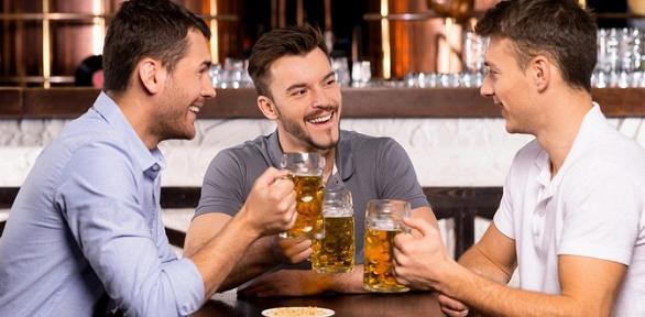 Пивная вечеринка 2, 4или 6человек вбаре Labeerint Bar