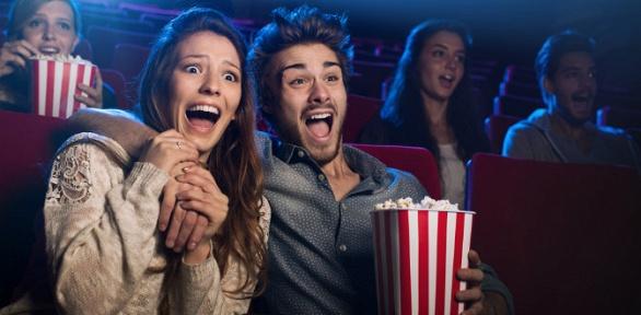 2билета накиносеанс откинотеатра «КиноJam»
