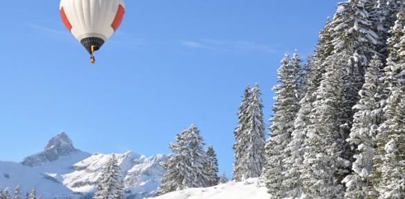 Полет навоздушном шаре для одного или двоих отклуба «Воздухоплаватели»