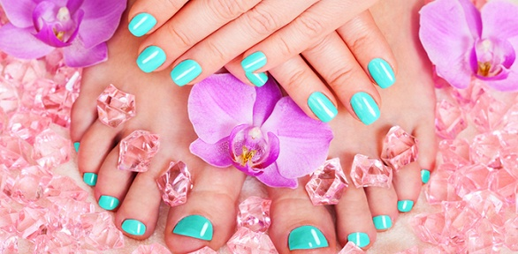 Маникюр ипедикюр встудии красоты «Ногти Style»