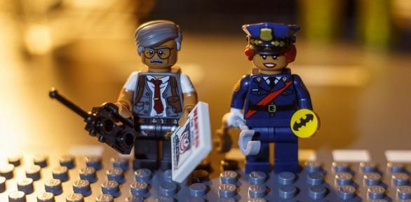 Билет для детей ивзрослых навыставку лего «Мир кубиков!» вТЦ«Аврора»