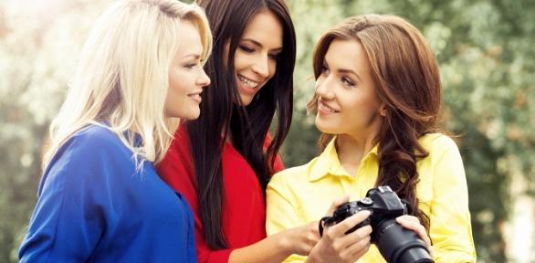 Курсы цифровой фотографии отпрофессиональной фотошколы Fotogen