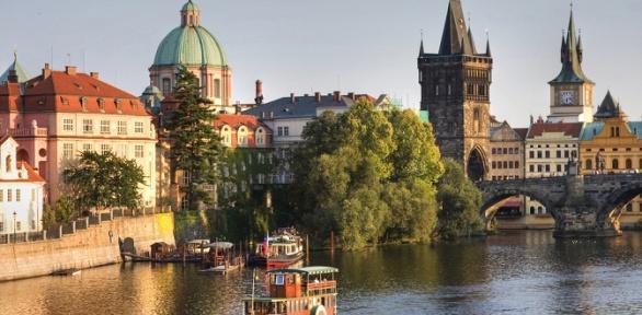 Тур поЧехии, Германии иАвстрии наРождество