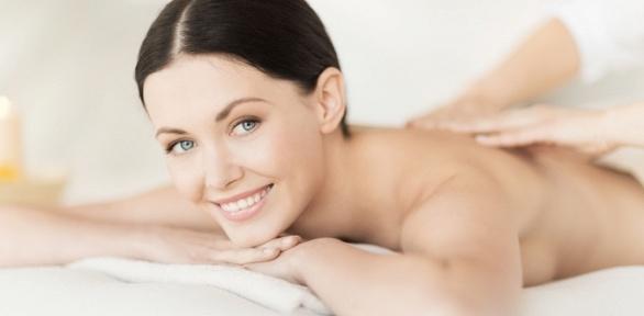 Сеансы массажа встудии красоты «Эстетика»
