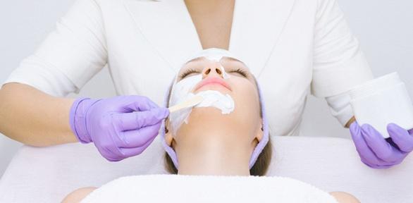 Процедуры поуходу залицом навыбор встудии косметологии «Волшебница»