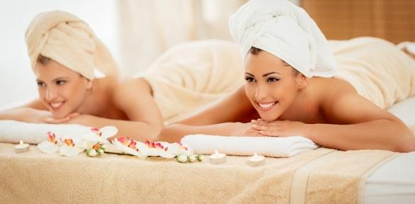 SPA-программа всалоне красоты Relax