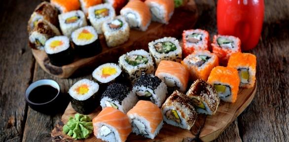 Роллы, суши илапша wok всети магазинов японской кухни BentoWok заполцены
