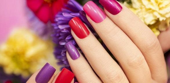 Маникюр ипедикюр, гелевое наращивание ногтей всалоне SPA-Relax