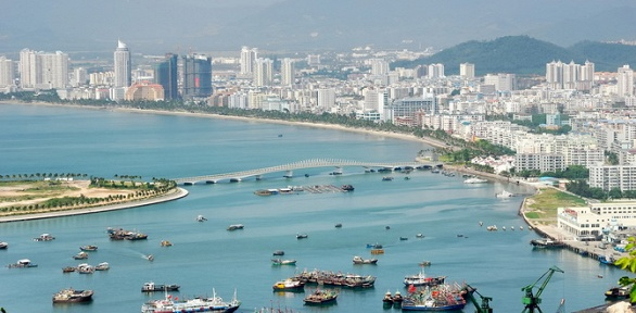 Тур вКитай наостров Хайнань вмае