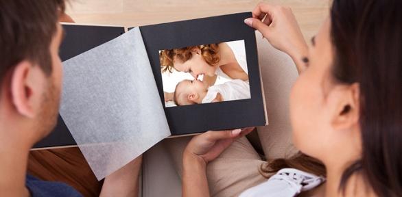 Печать фотокниги «Премиум» выбранного размера втвердой обложке