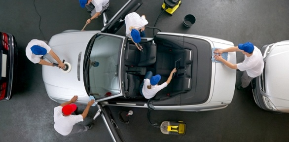 Мойка или комплексная химчистка автомобиля откомплекса «Автомойка»