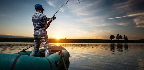 Рыбалка втечение суток натурбазе «Уголок России»
