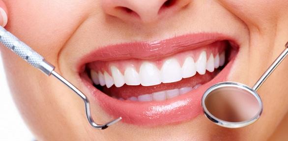 Чистка зубов, отбеливание, лечение кариеса отклиники «Новое время»