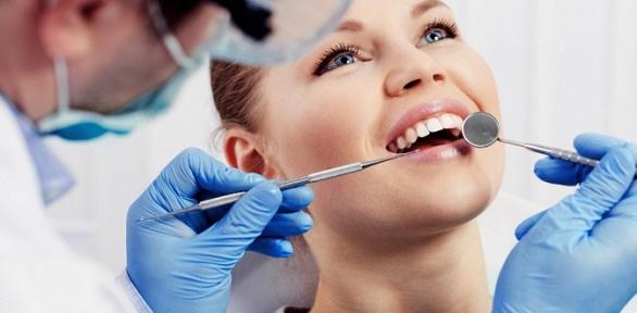 Лечение кариеса иустановка пломбы встоматологии «Мастер-дент»