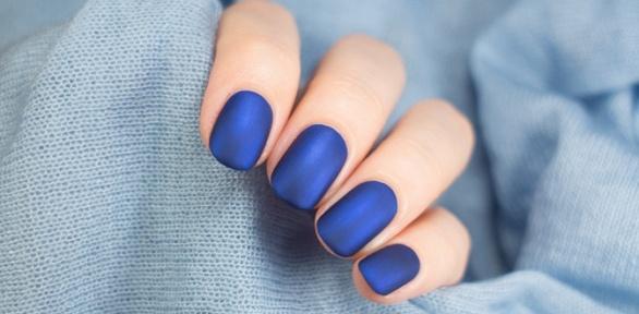 Маникюр, педикюр или наращивание ногтей встудии красоты «Vобразе»