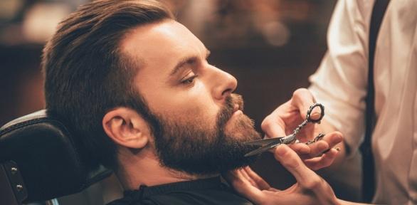 Стрижки, коррекция бороды вбарбершопе «Barber Kovalь»