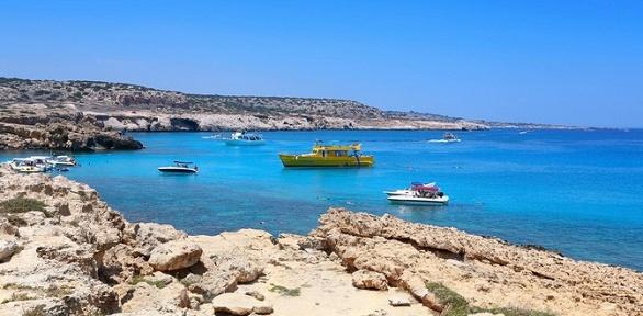 Тур наКипр, Айя-Напу спроживанием вотеле Corfu