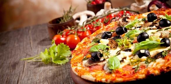 Пицца ияпонское меню вкафе «Огонь пицца» заполцены