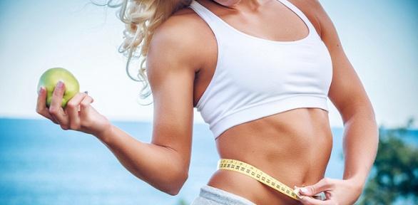 Участие впрограмме покоррекции веса откомпании Fitness Online