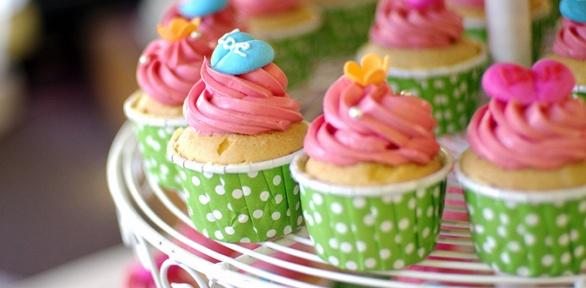 Набор капкейков, пирожных или торт навыбор