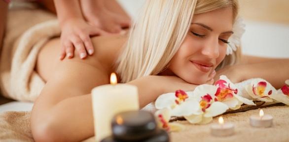 SPA-программа вSPA-салоне «Мир массажа»
