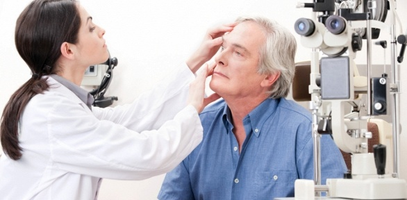 Посещение офтальмолога вцентре «Терапия»