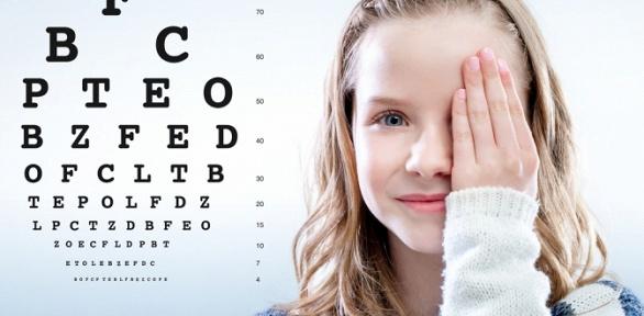 Комплексная диагностика зрения для детей вцентре «Хорошее зрение»