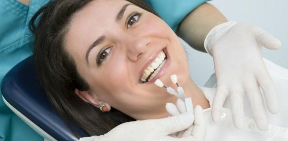 УЗ-чистка зубов в«Клинике Св. Аполлония»