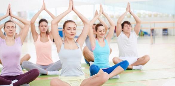 1или 3месяца занятий йогой встудии йоги Trini
