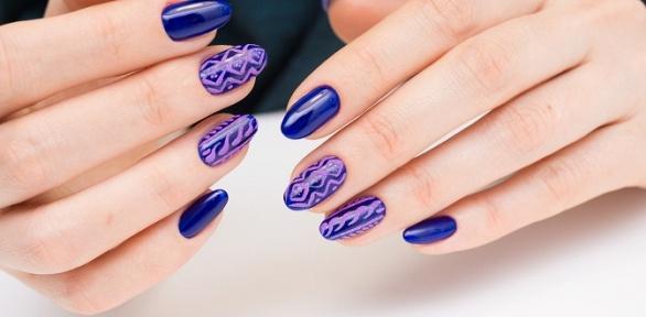 Маникюр, наращивание ногтей встудии красоты Olesya Yagnyuk Beauty Studio