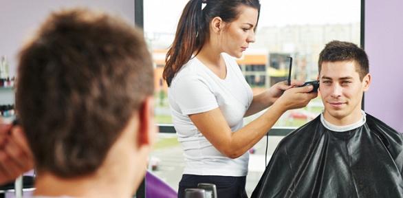 Стрижка, тонирование седины истрижка бороды впарикмахерской «Чио Чио»