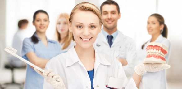 Гигиена, лечение ивосстановление зубов вклинике Smile Clinic