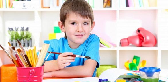 Курс порисованию для детей отонлайн-школы «Артлайнер»
