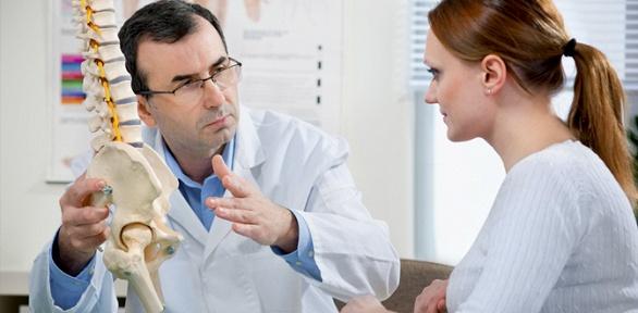 Курс лечения позвоночника вмедицинском центре «ПлюсОрто»