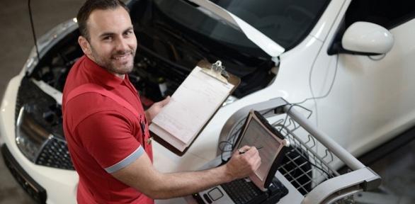 Диагностика автомобиля отавтотехцентра X-Garage