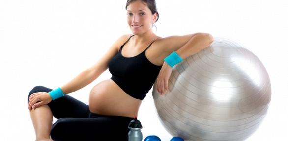 8, 12или 16занятий для беременных встудии спорткомплекса «Вальдау»