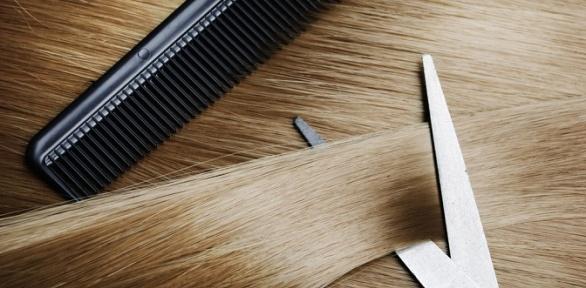 Стрижка, полировка, окрашивание ипроцедуры для волос всалоне «Эксклюзив»