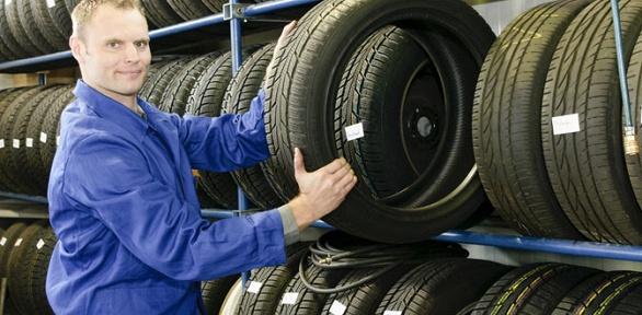 Сезонное хранение шин вавтоцентре HeadLiner