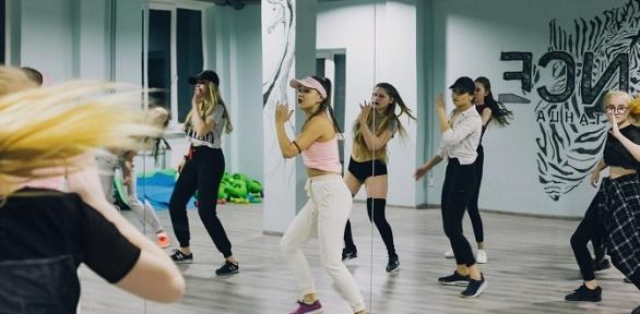 Занятия танцами отакадемии танца 2Dance