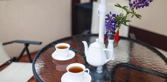 Отдых сзавтраком ипосещением бани или без впарк-отеле «Ангел»