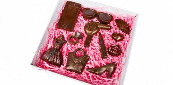 Шоколадные инструменты или шоколадные фигуры навыбор