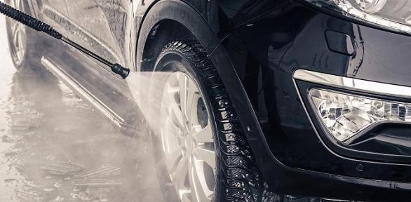 Комплексная мойка автомобиля отавтомойки «Русь»
